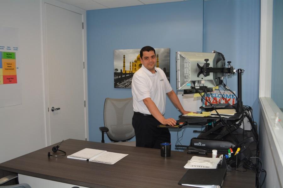 Nadim Jamid, Customer Support Manager
