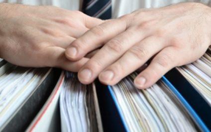 Establishing a digital paper trail through process automation, version control